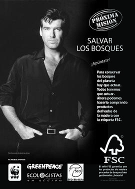 Salvar los bósques