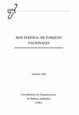 Red federal de parques nacionales